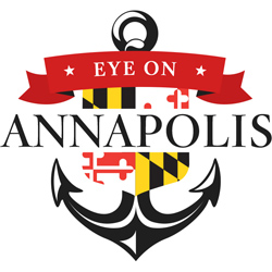 A Drive Through Hurricane Sandy In Annapolis (VIDEO)