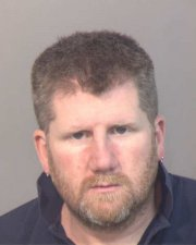 Christopher Michael King, 36 of Halethorpe, MD (Photo courtesy of Anne Arundel County Police Dept.)