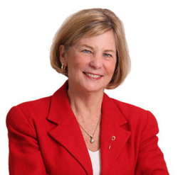 Trudy McFall, Democratic Candidate For Mayor