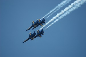 Blue Angels Cancelled For Annapolis As Expected