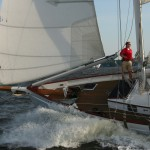 Schooner Woodwind named Anne Arundel's 1st Maryland Green Travel Partner