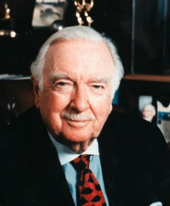 Walter Cronkite, avid sailor and friend of Annapolis, dead at 92