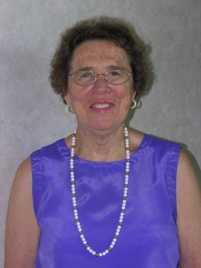 Dottie Beauregard of Davidsonville, MD.  SMP Volunteer Excellence Award winner.