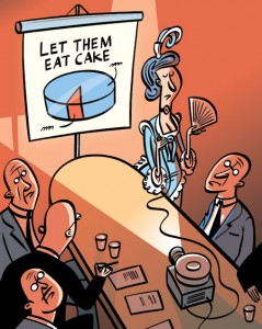 A typical City Council meeting?