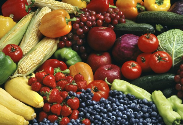 veggies and fruits. Fruits amp; Veggies For Our