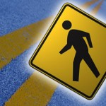 Pedestrian In Critical Condition After Being Struck