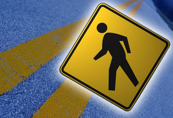 2 pedestrians killed on area roadways this morning