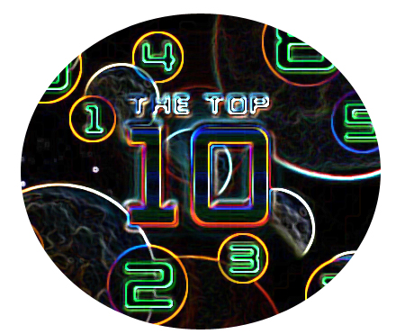 From The Classroom: Seth Perry&#8217;s 2009 Teen Top Ten, Part 2