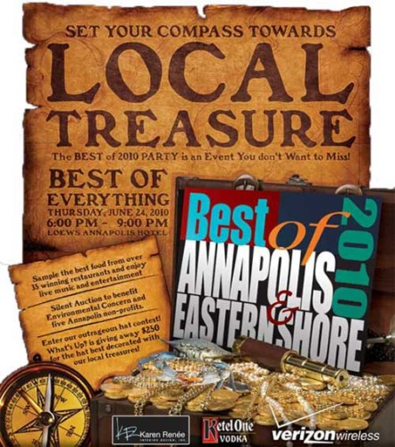 Tonight's The Night–Best Of Annapolis