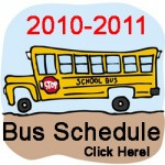 School Bus Schedule