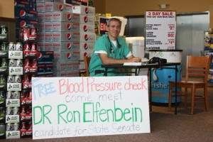 Dr. Ron Elfenbein, Candidate for District 30 Maryland State Senate