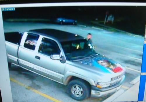 Glen Burnie Maryland Robbery Suspect