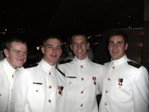 Tickets available for 48th International Ball at USNA