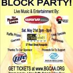 Block Party At Stan And Joe's