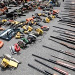 County Police Recover Stolen Goods In South County