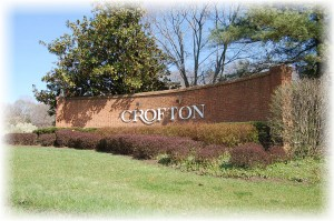 Crofton entrance