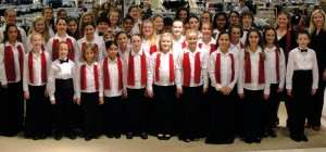 All Children's Chorus To Perform Sunday