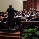 Annapolis Chorale Performs Handels Messiah At St. Annes