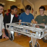 Righttime Medical Care Donates $5,000 To South River HS Robotics Club