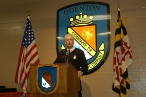 Anne Arundel Fire Chief To Retire