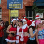 Annapolis Santa Speedo Run 2011