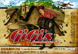 Rams Head Announces Release Of Gigi's Farmhouse Ale