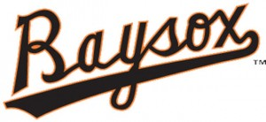 Date night at the Baysox (July 11, 2014)