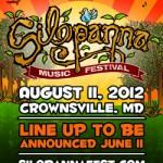 Silopanna 2012 Lineup Announced
