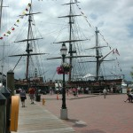 Tour The HMS Bounty