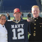 An Untold Story From The USNA Graduation