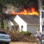 2 Alarm Fire Destroys Annapolis Home (PHOTOS)