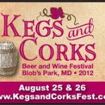 Tickets Selling Fast For Kegs & Corks Beer & Wine Festival