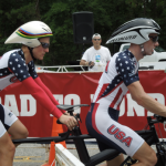 Annapolitan Clark Rachfal Named To U.S. Paralympic Cycling Team