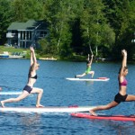 Stand Up Paddle Board Yoga Sessions Scheduled