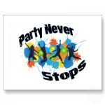 partyneverstops