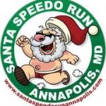 Santa Speedo