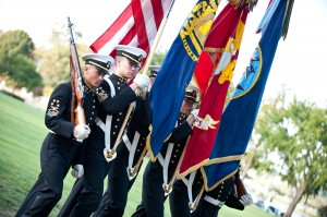 Dress Parades Scheduled At USNA