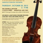 Wild About The Annapolis Symphony Orchestra This Thursday