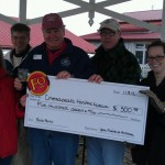 Fordham Brewing Donates To Chesapeake Bay Maritime Museum