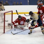 Navy Hockey Dominates University Of Maryland