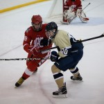 Navy Hockey Trounces Villanova