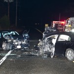 Head On Collision In Riva