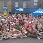5th Annual Santa Speedo Run &#038; Toy Drive