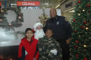 Shop with a Cop 2010