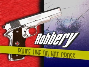 Restaurant Employee Fights Off Armed Robber