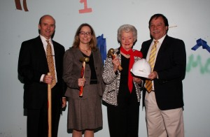 Providence Center Groundbreaking
