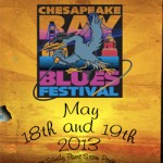 Final Lineup Announced for Chesapeake Bay Blues Festival