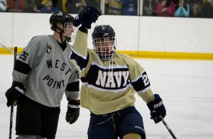 Army-Navy Hockey Re-Scheduled For March 1