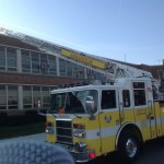 Boiler Explosion At Bates Middle School