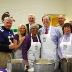 SOUPer Bowl Scores $2200 For Light House Shelter